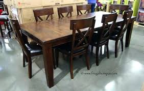 Costco Dining Table Costco Dining Room Sets Jcemeralds Co