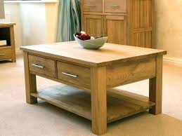 ash coffee table with drawers cool coffee tables with drawers best coffee table with drawers ideas