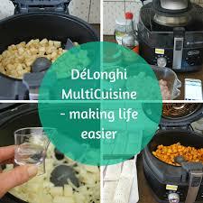 multi cuisine délonghi multicuisine easier planning with