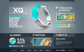 design studio flash template 35402