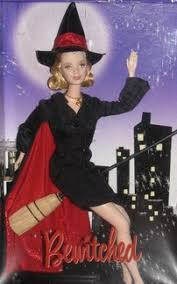 Bewitched Halloween Costume Bewitched Barbie Collector Doll Samantha Halloween