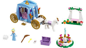 cinderella u0027s dream carriage 41053 lego disney princess