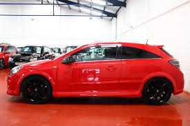 vauxhall red used 2007 vauxhall astra vxr vxr for sale in greater manchester