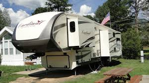 Cardinal Fifth Wheel By Forest River New Or Used Forest River Cardinal Fifth Wheel Rvs For Sale