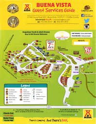 Plano Zip Code Map by Buena Vista Colorado Campground Buena Vista Koa