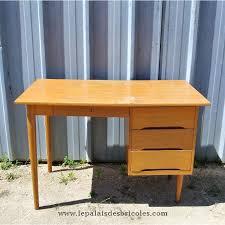 bureau scandinave vintage bureau scandinave vintage en bois clair le palais des bricoles