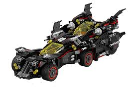 batman car lego the ultimate batmobile the lego batman movie set 70917