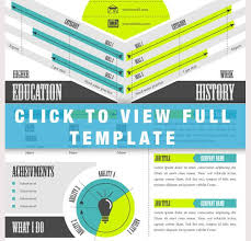 infographic resume template 33 infographic resume templates free sle exle format