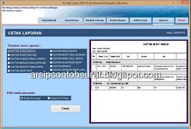 software pembuat undangan online aplikasi tata persuratan gratis kumpulan arsip contoh surat menyurat