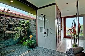 Beautiful Outdoor Bathroom Ideas DesignBump - Resort bathroom design