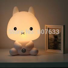 nachtlicht für kinderzimmer novelty fee kaninchen nachtlicht kreative tischle