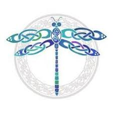 15 best small celtic dragonfly tattoos images on pinterest