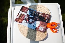 Magazine Wedding Programs 7 Pretty Perfect Wedding Program Ideas Aisle Perfect
