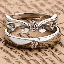 wedding rings for couples online cheap couples ring 925 sterling silver wedding ring engaged