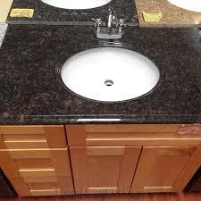 Bathroom Granite Vanity Top Sale Tan Brown Granite Vanity Top Bathroom Countertops From