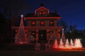 Oklahoma how fast does light travel images Oklahoma city home 39 s light display becomes holiday hotspot news ok jpg