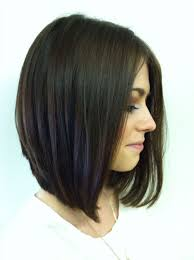 long bob hairstyles brunette summer long angled bob really thinking about going with this cut again for