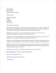 awesome collection of template complaint letter to council for