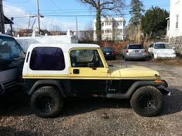 jeep frameless soft top 1992 jeep wrangler yj tj 5 speed jeep 4x4 soft top nr 4 cylinder