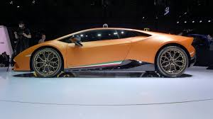 Lamborghini Gallardo Huracan - the 640 hp lamborghini huracán performante is here with its geneva