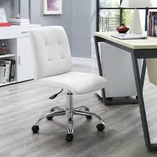Leather Office Desk Leather Office Chairs You Ll Wayfair