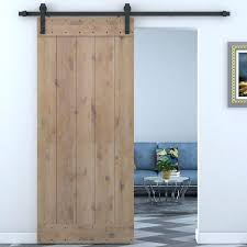 Interior Barn Door Hardware Home Depot Interior Barn Door For Homes Bent Sliding Door Track