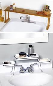 How To Make Storage In A Small Bathroom - best 25 counter space ideas on pinterest small kitchen