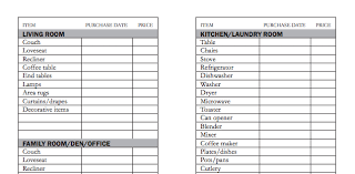 Inventory Sign Out Sheet Template 100 Home Inventory Template 41 Free Inventory Templates Free