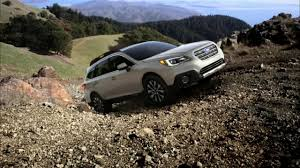 offroad subaru outback 2018 subaru outback off road test exterior interior engine youtube