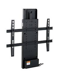 auto raising tv cabinet amazon com whisper ride 750 tv lift for tvs 46 50 electronics
