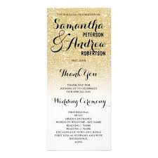 customizable wedding programs 328 best wedding program card images on coding