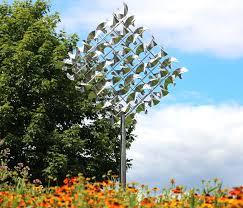 Boothbay Botanical Gardens by George Sherwood Sculpture A Hit At Coastal Maine Botanical Gardens