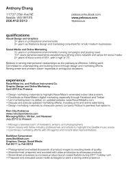Managing Editor Resume 2015 Résumé