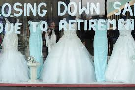 bridal shops cardiff well known bridal shop closes after two decades wales online