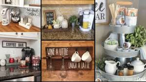 75 home coffee bar design and decor ideas diy kitchen storage