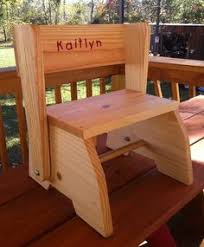 Wooden Step Stool Plans Free by Step Stool With Box Joints Free Woodworking Plan Step Stool With