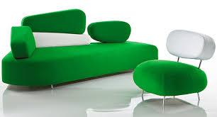 Green Sofa Style Architecture  Interior Design - Modern sofa chair designs
