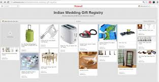 wedding gift registry book wedding registry gift ideas