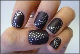 black matte nail polish chanel nails fashion styles ideas