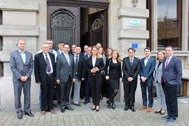 chambre nationale des huissiers de justice rencontre entre des huissiers de justice belges et kosovars