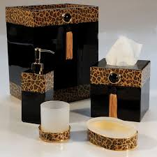animal print bathroom ideas cheetah print bathroom decor
