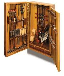 Tool Storage Shelves Woodworking Plan by Heirloom Tool Cabinet Canadian Woodworking Magazine
