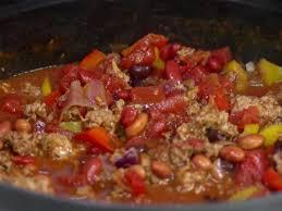 all american chili cooking light jamie s award winning chili recipe jamie deen food network