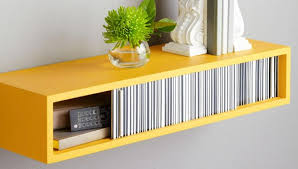 Modern Floating Shelves Design Ideas Rilane - Wall hanging shelves design