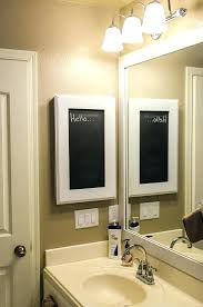 Walmart Bathroom Mirrors Walmart Bathroom Medicine Cabinet Chaseblackwell Co
