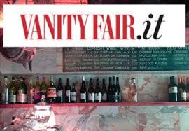 Vanity Fair Italiano Press Osteria Acqua Stanca