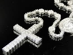 necklace diamond ebay images Mens diamond chain ebay diamond necklace for men white house jpg