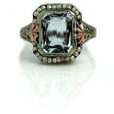 the blog at vintagediamondrings com antique engagement rings in