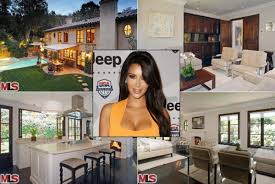 Celebrity Homes Interior Photos Kim Kardashian Photos Inside Celebrity Homes Ny Daily News