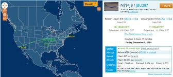 Jetblue Airports Map Rtw Part 2 Sucre Jet Blue Bos Lax Airliners Net